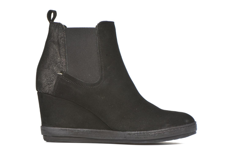 Bottines et boots Khrio Clara Noir vue derrière