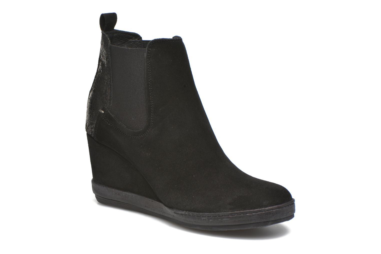 Bottines et boots Khrio Clara Noir vue détail/paire
