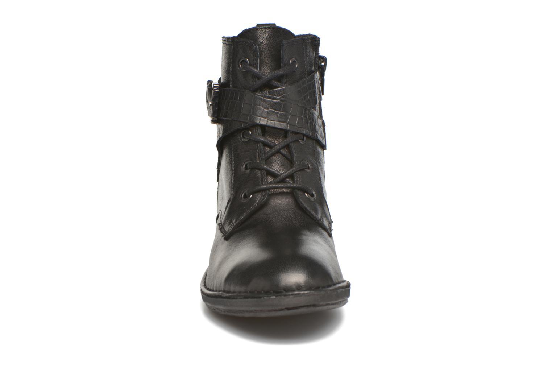 Bottines et boots Khrio Anna Noir vue portées chaussures