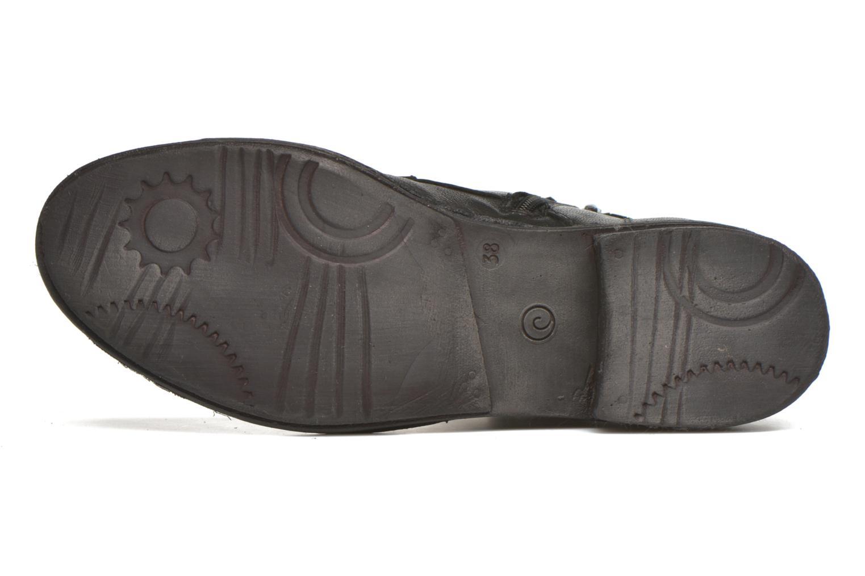 Bottines et boots Khrio Anna Noir vue haut