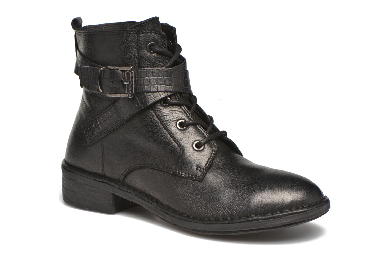 Bottines et boots Khrio Anna Noir vue détail/paire