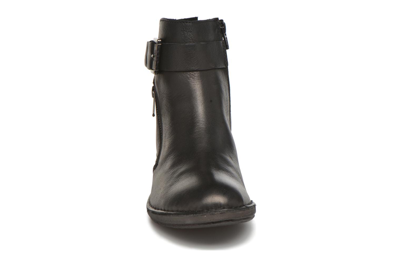 Bottines et boots Khrio Rita Noir vue portées chaussures