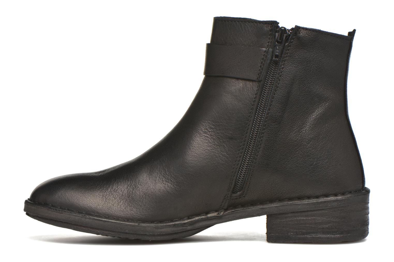 Bottines et boots Khrio Rita Noir vue face