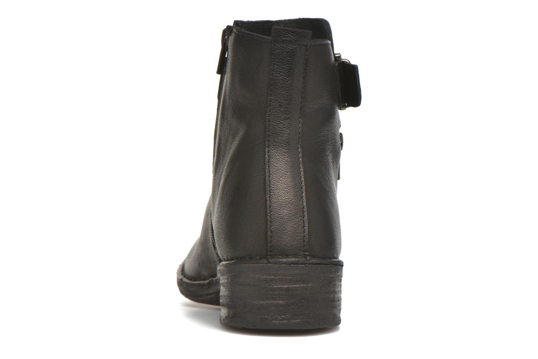 Bottines et boots Khrio Rita Noir vue droite