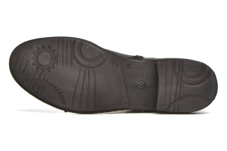 Bottines et boots Khrio Rita Noir vue haut