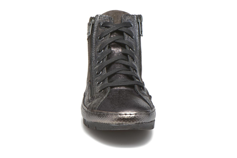 Baskets Khrio Paola Gris vue portées chaussures