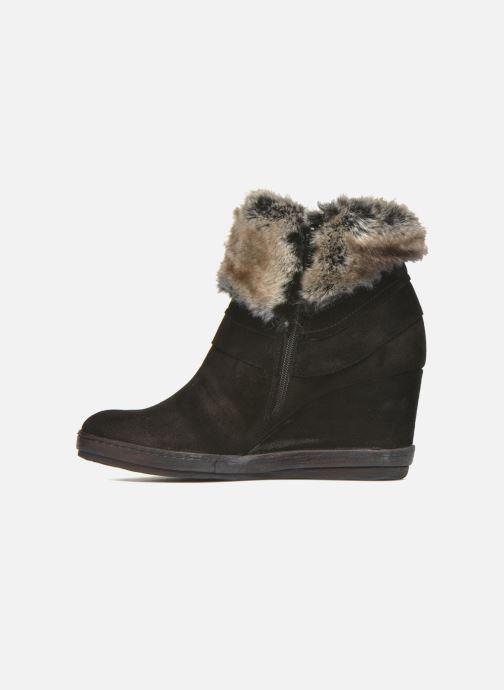 Boots en enkellaarsjes Khrio Alma Zwart voorkant