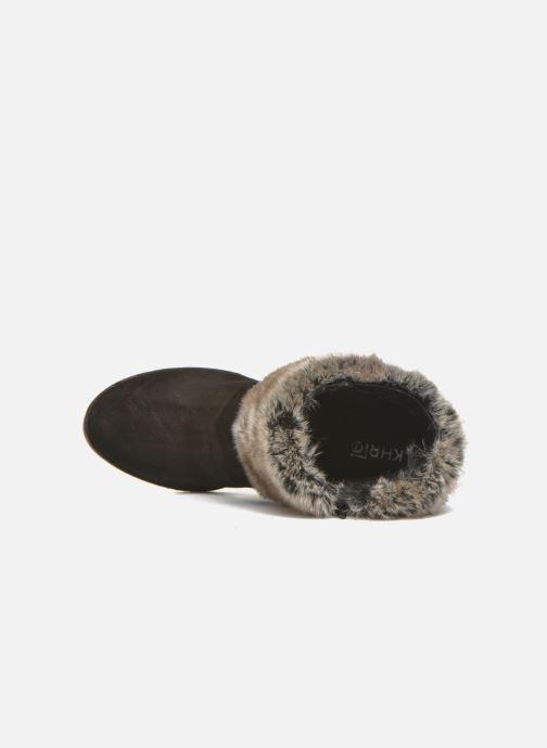 Boots en enkellaarsjes Khrio Alma Zwart links