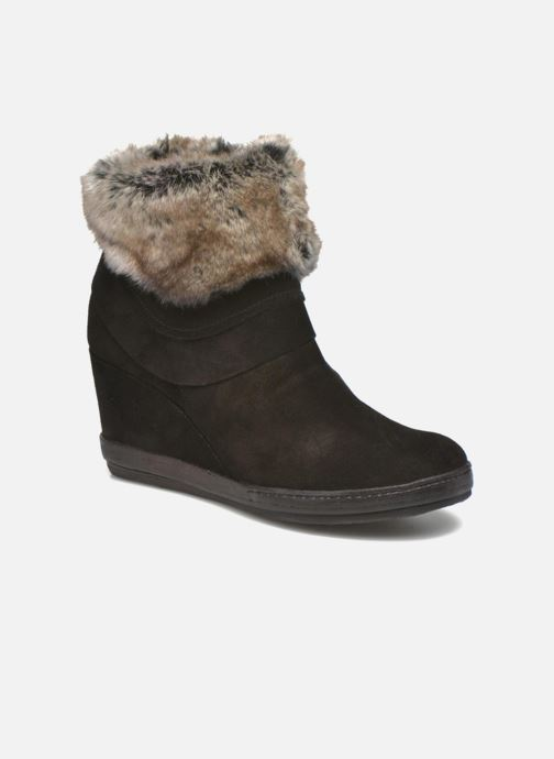 Bottines et boots Khrio Alma Noir vue détail/paire