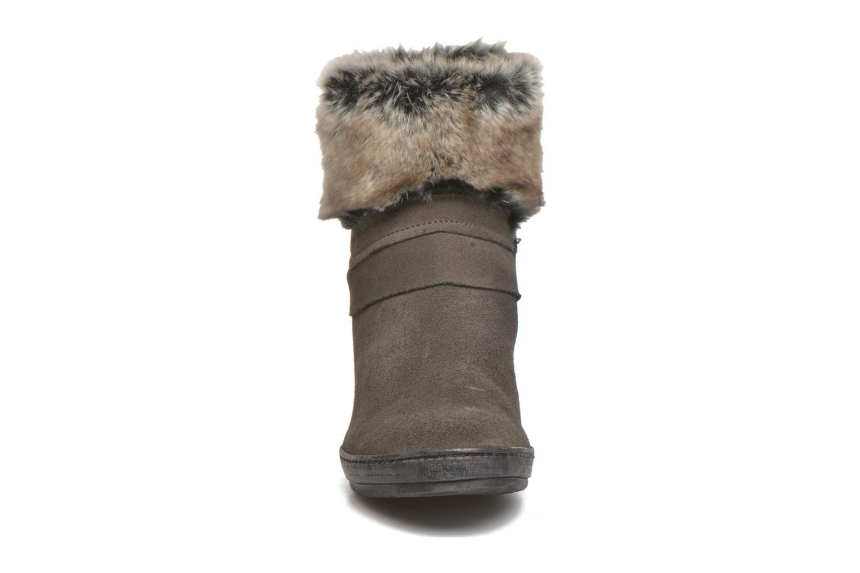 Bottines et boots Khrio Alma Gris vue portées chaussures