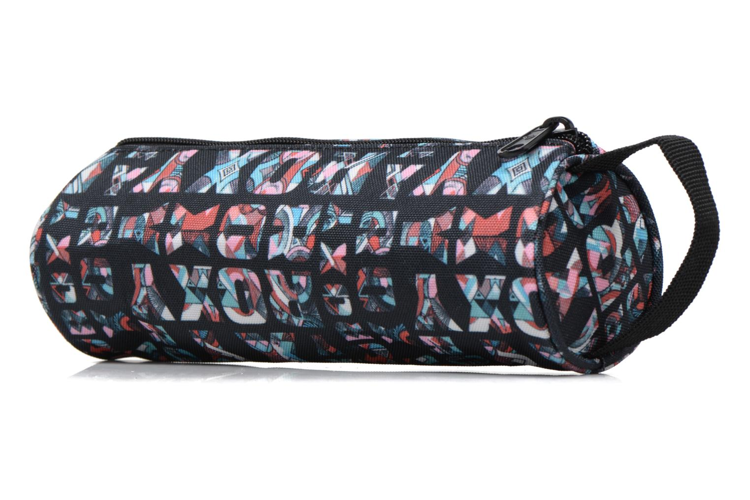 School bags Roxy Trousse ronde Multicolor view from the right