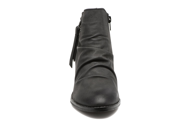 Bottines et boots MTNG West Noir vue portées chaussures