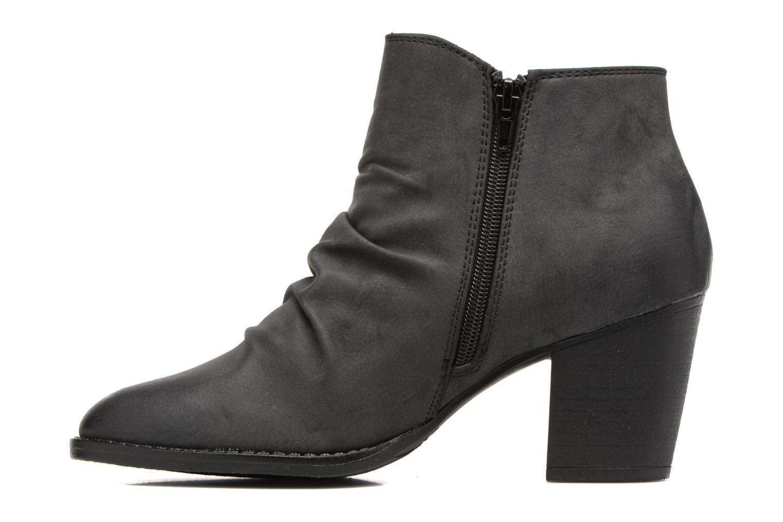 Bottines et boots MTNG West Noir vue face