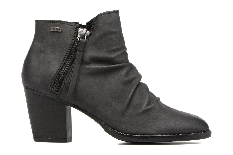 Bottines et boots MTNG West Noir vue derrière