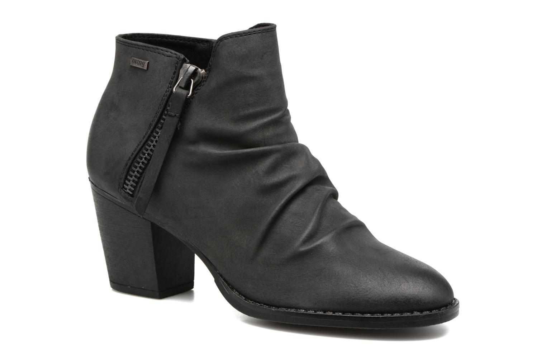 Bottines et boots MTNG West Noir vue détail/paire