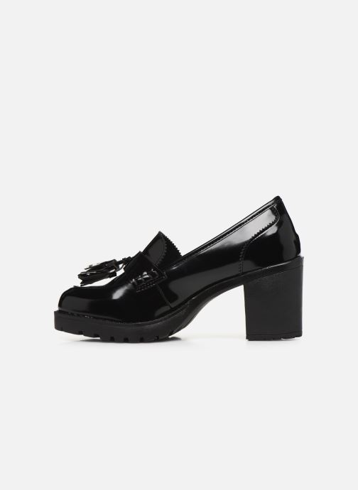 Boots en enkellaarsjes MTNG Tina Zwart voorkant