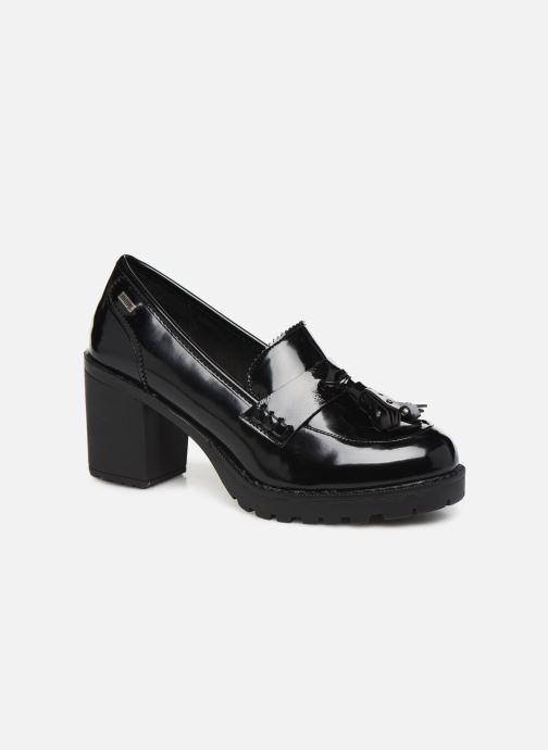 Boots en enkellaarsjes MTNG Tina Zwart detail