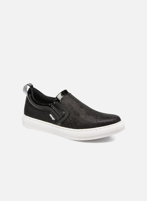 Sneakers MTNG Tajin Sort detaljeret billede af skoene