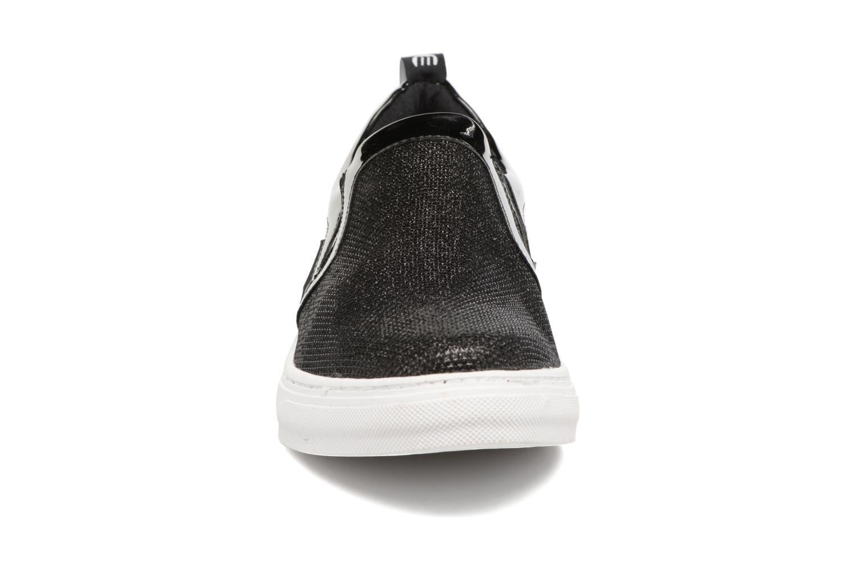 Baskets MTNG Tajin Noir vue portées chaussures
