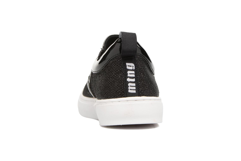 Baskets MTNG Tajin Noir vue droite