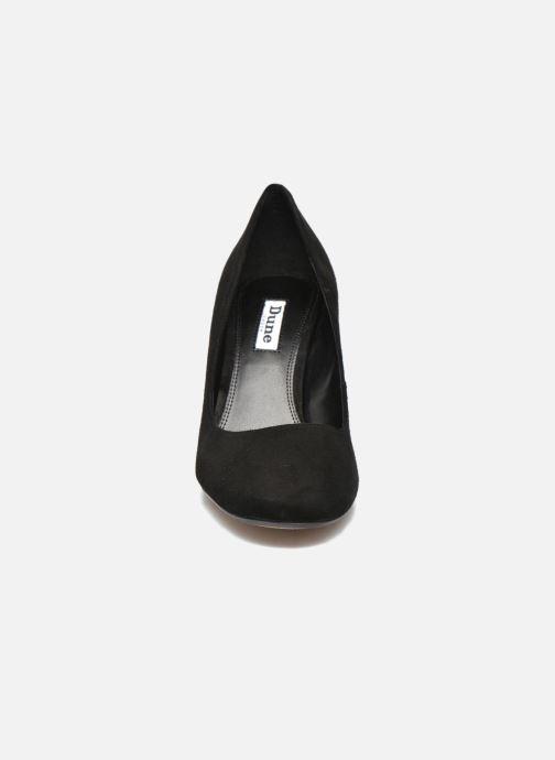 Escarpins Dune London Abelle Noir vue portées chaussures