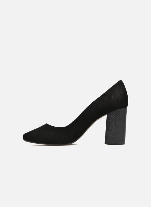 High heels Dune London Abelle Black front view