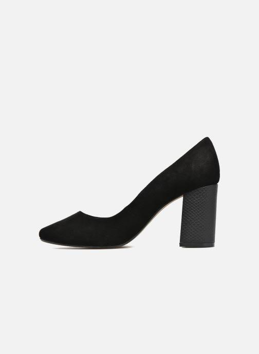 Zapatos de tacón Dune London Abelle Negro vista de frente