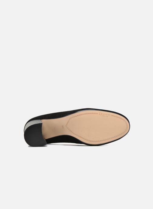 Zapatos de tacón Dune London Abelle Negro vista de arriba