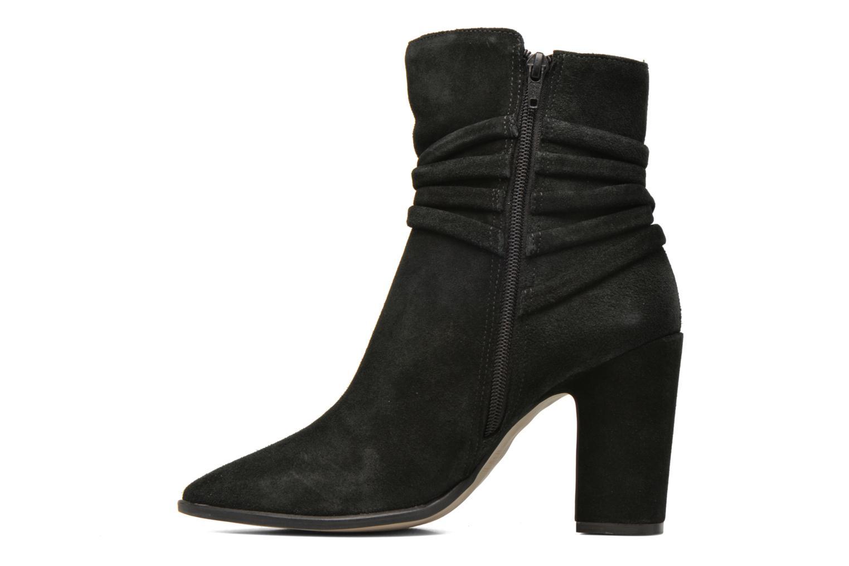 Boots en enkellaarsjes Dune London Onyx Zwart voorkant