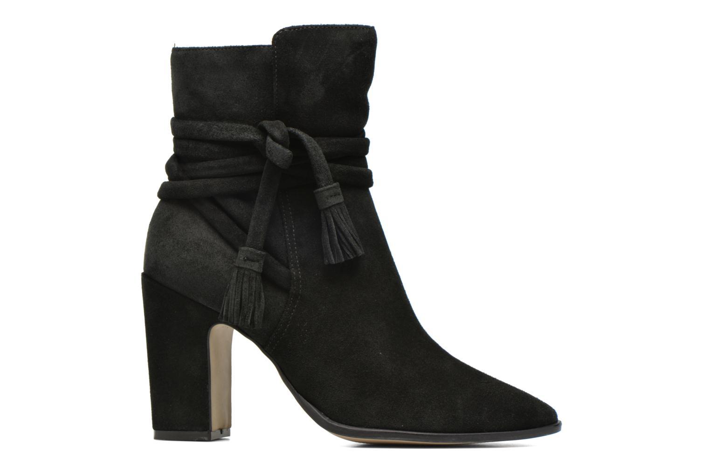 Boots en enkellaarsjes Dune London Onyx Zwart achterkant