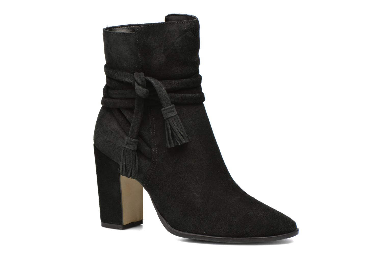 Boots en enkellaarsjes Dune London Onyx Zwart detail