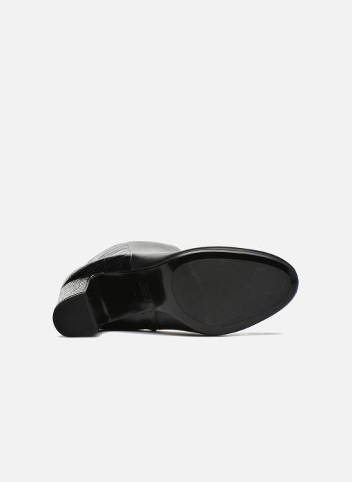 Stiefeletten & Boots Dune London Opel schwarz ansicht von oben