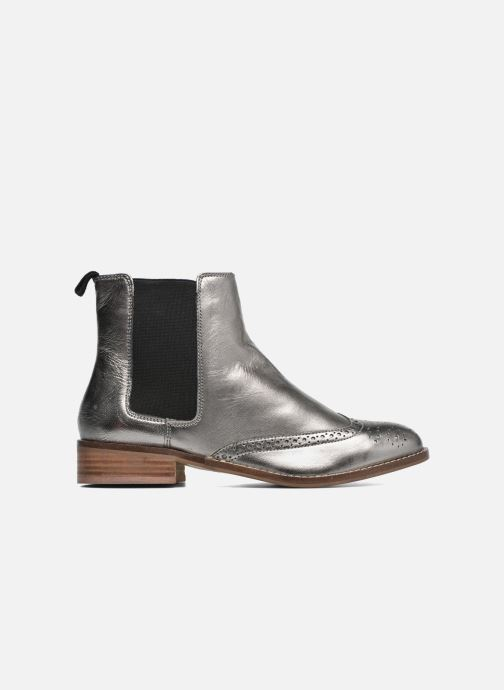 Bottines et boots Dune London Quentin Argent vue derrière