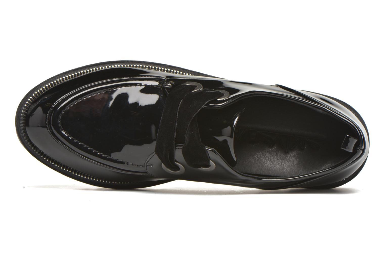 Chaussures à lacets Sixty Seven Eugénie Noir vue gauche
