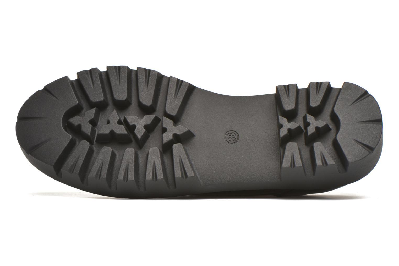 Chaussures à lacets Sixty Seven Eugénie Noir vue haut
