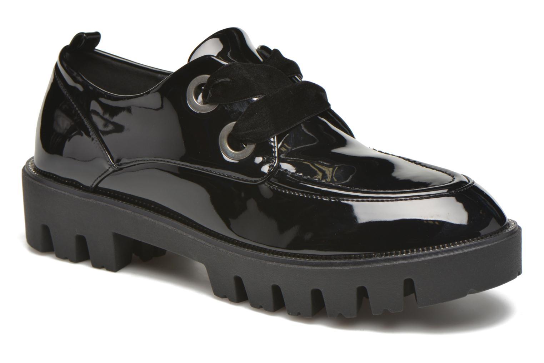 Chaussures à lacets Sixty Seven Eugénie Noir vue détail/paire