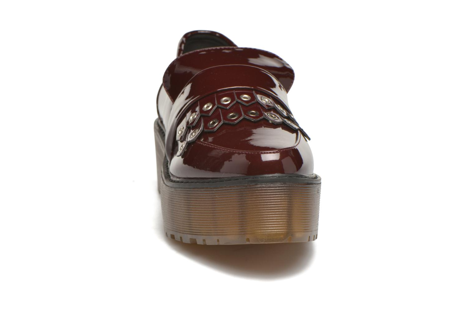 Loafers Sixty Seven Ela Brown model view