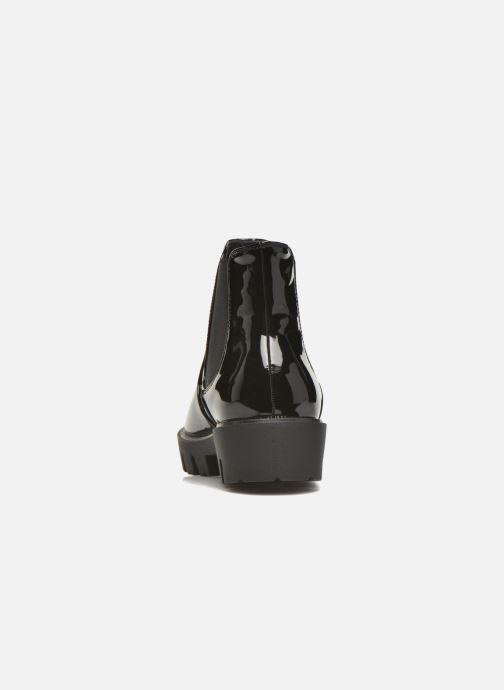 Et Sixty Zoe Seven Bottines Negro Boots C8016Patent QshrdBtxoC