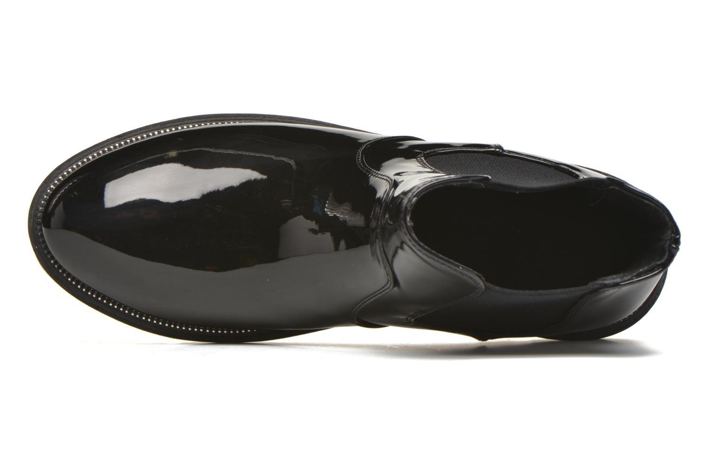 Bottines et boots Sixty Seven Zoe Noir vue gauche