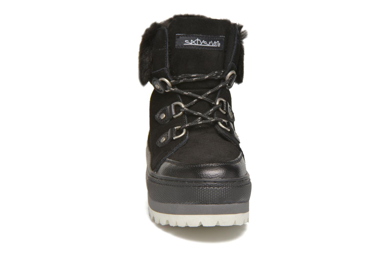Bottines et boots Sixty Seven Alisson Noir vue portées chaussures