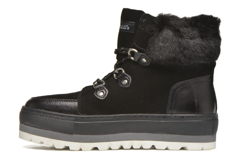 Bottines et boots Sixty Seven Alisson Noir vue face