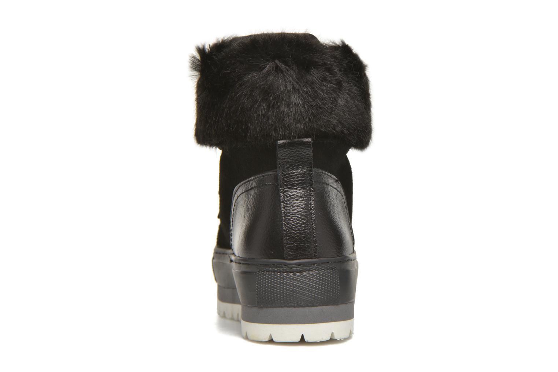 Bottines et boots Sixty Seven Alisson Noir vue droite