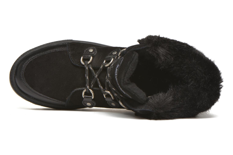 Bottines et boots Sixty Seven Alisson Noir vue gauche