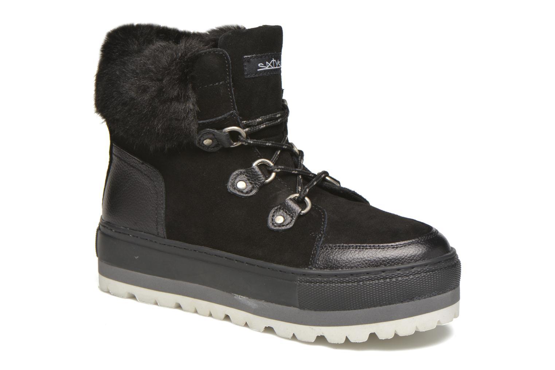Bottines et boots Sixty Seven Alisson Noir vue détail/paire