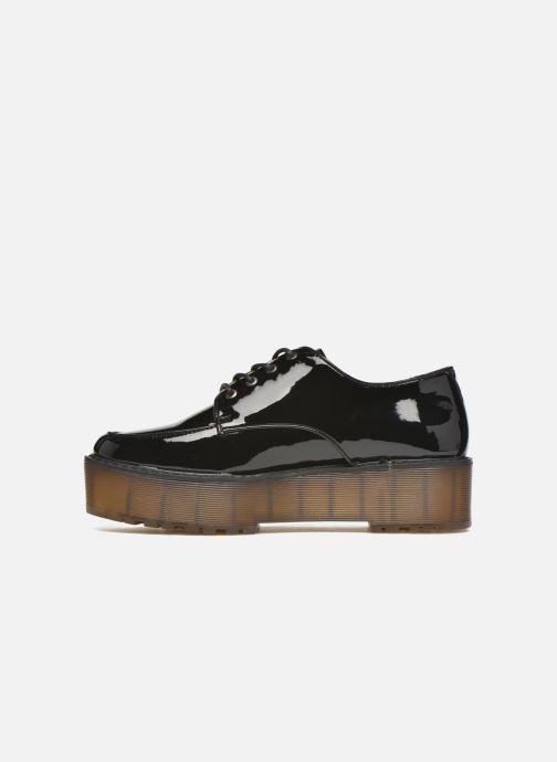 Chaussures à lacets Sixty Seven Flora Noir vue face