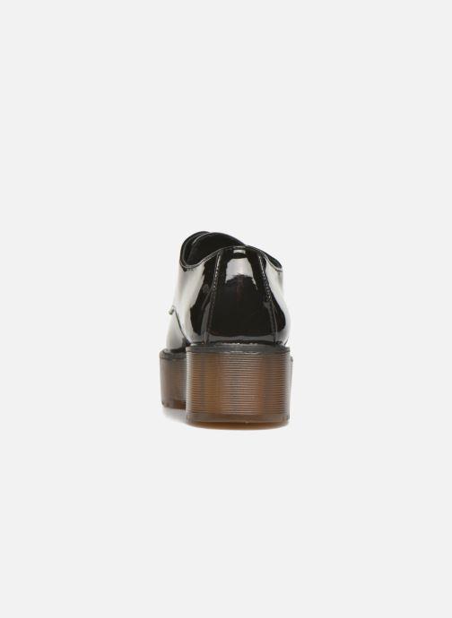 Chaussures à lacets Sixty Seven Flora Noir vue droite
