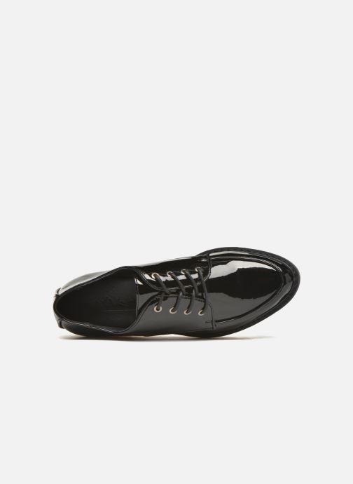 Chaussures à lacets Sixty Seven Flora Noir vue gauche