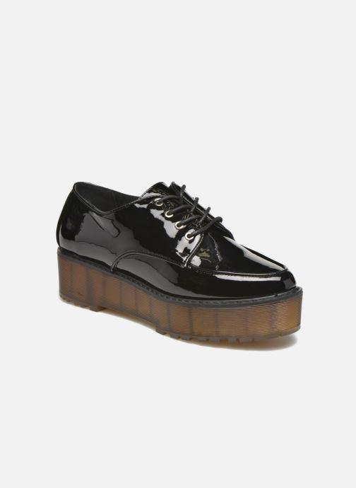 Chaussures à lacets Sixty Seven Flora Noir vue détail/paire