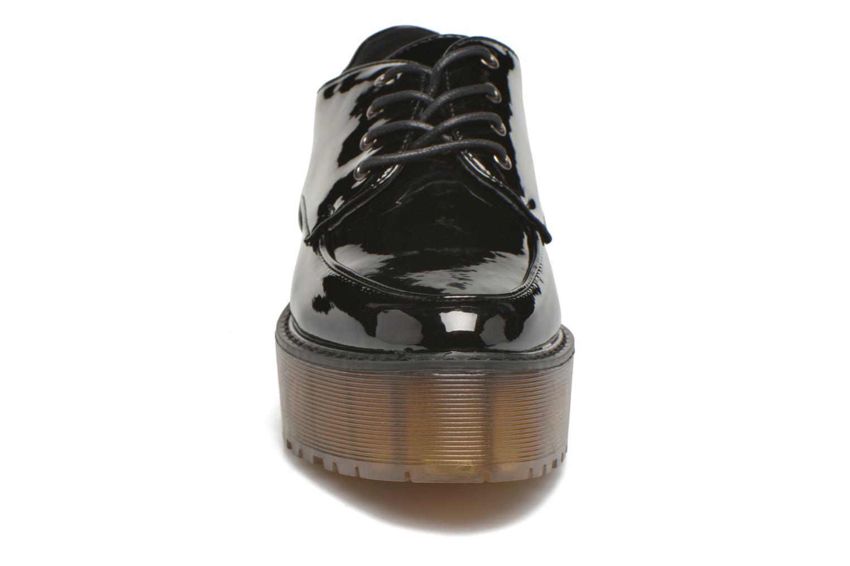 Zapatos con cordones Sixty Seven Flora Negro vista del modelo