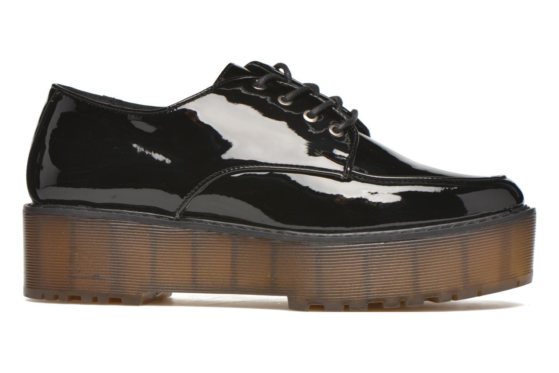 Zapatos con cordones Sixty Seven Flora Negro vistra trasera